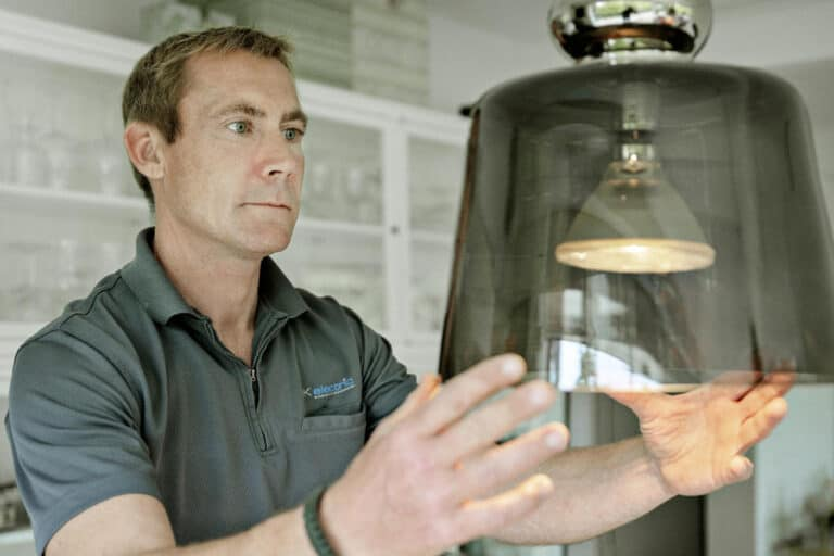 Henrik Kristensen er el-installatør og indehaver af EL Point ApS