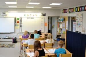 Godt lys til skoler og uddannelsesinstitutioner