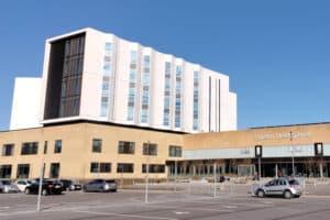 Godt lys til sygehus hospital psykiatrien sundhedssektoren
