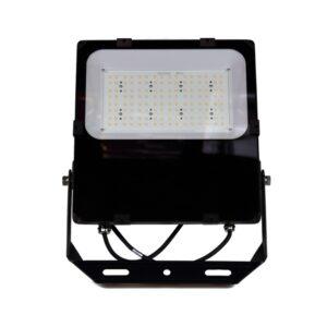 Led floodlight projektør arbejdslampe til fast installation 100 watt
