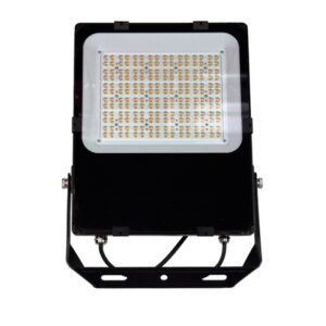 Led floodlight projektør arbejdslampe til fast installation 150 watt