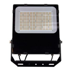 Led floodlight projektør arbejdslampe til fast installation 200 watt