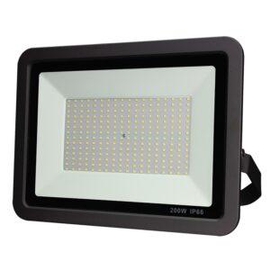 Led arbejdslampe til udendørs brug 200 watt