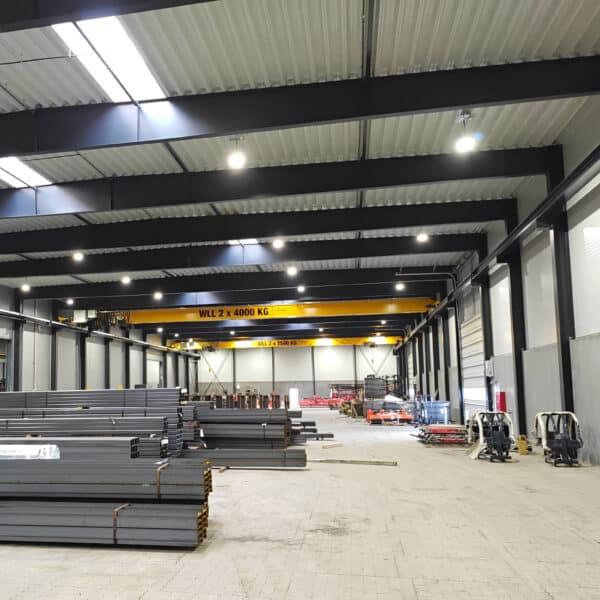 Led belysning til industri lager produktion udendørs led high bay