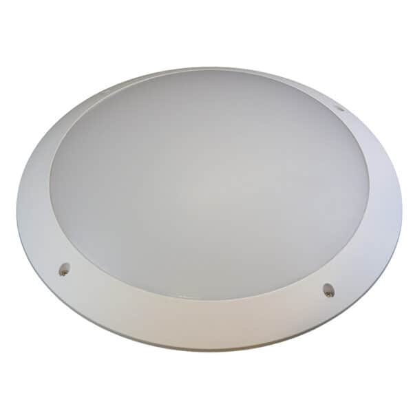 Led loft og væglampe ideelt til kælder opgange gange trapper med og uden sensor