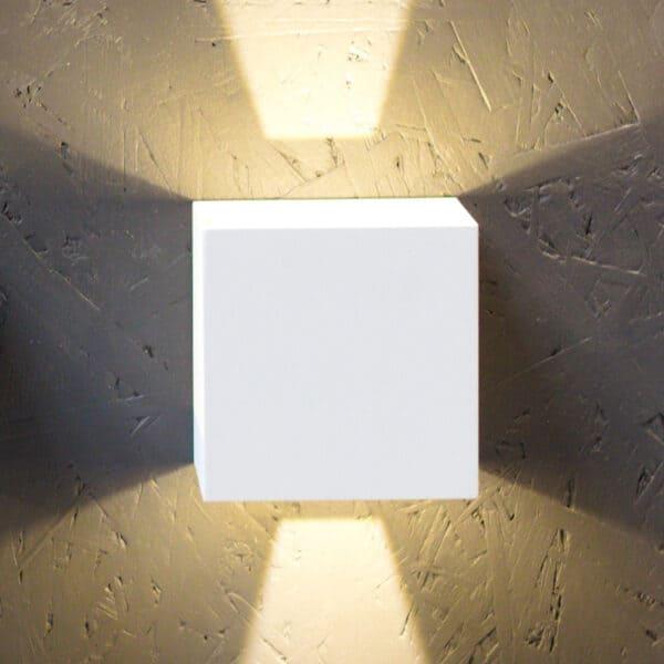 Led væglampe oplys nedlys.i showroomjpg