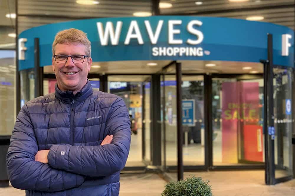 Waves Shoppingcenter Martin Aalberts